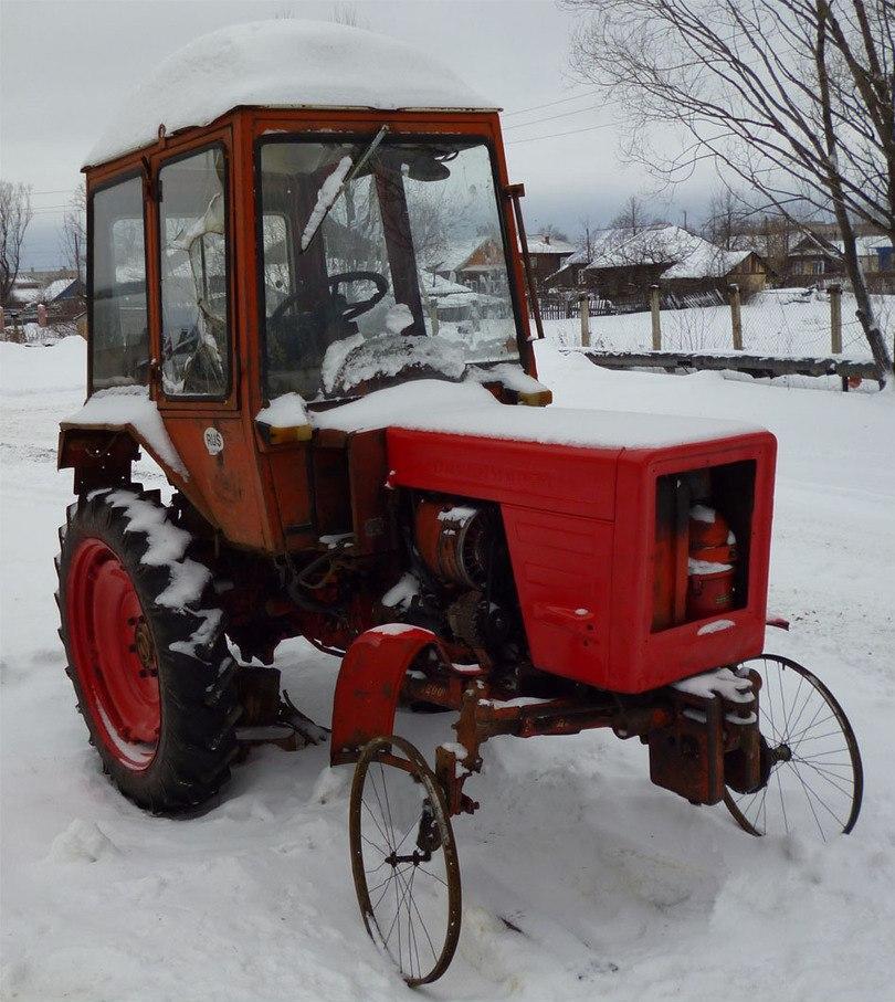 тюнинг т 16 трактор фото