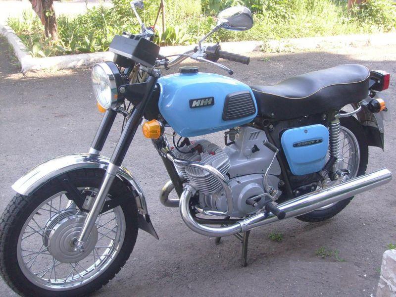 Юпитер 4 мотоцикл фото