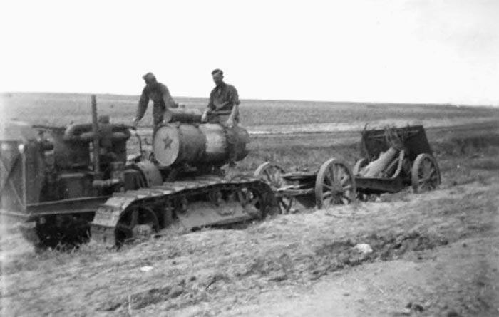 Трактор на газомоторном топливе АГРОМАШ 85ТК МЕТАН