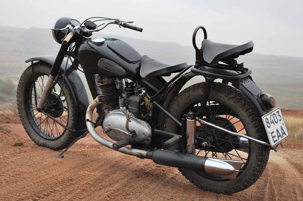 мотоцикл иж форум #10