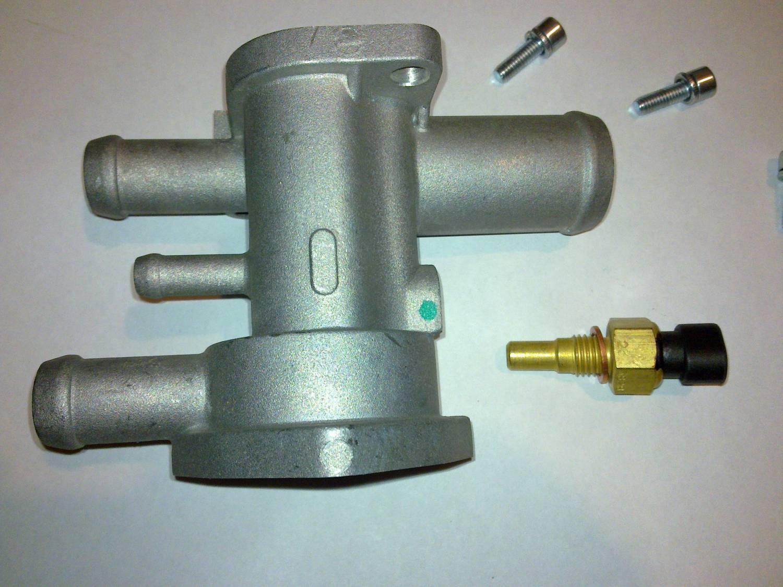 Фото №30 - как работает термостат ВАЗ 2110