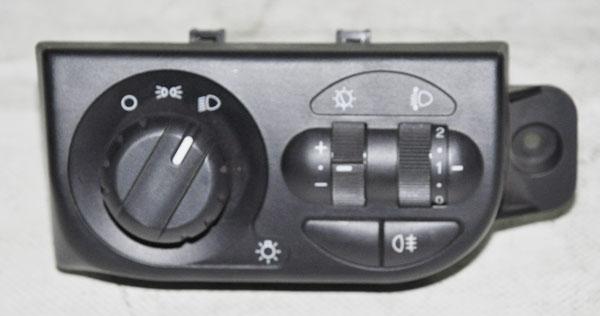 Блок управления светотехникой