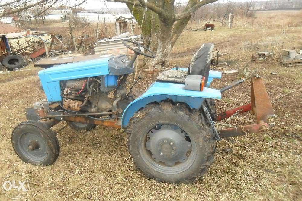 Продажа в беларуси самодельных тракторов