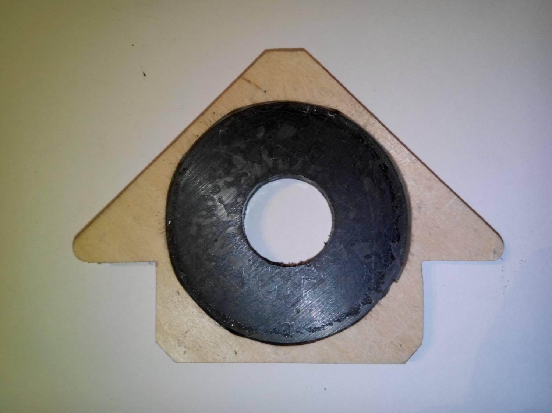 Магнитный угольник для сварки своими руками